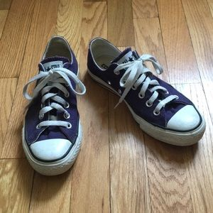 ⭐️ Purple Converse All-Stars ⭐️